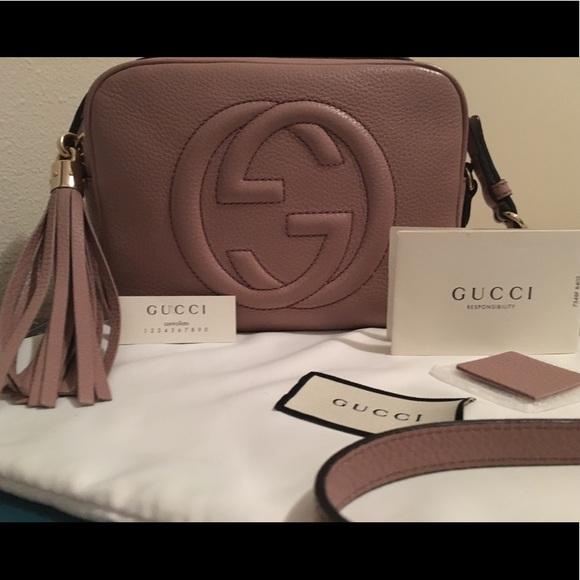 09c8c5acb782 Gucci Bags   Authentic Soho Disco   Poshmark